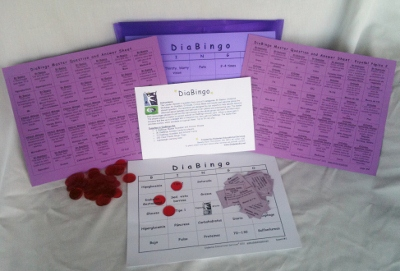 Diabingo A Diabetes Teaching Tool