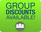 Groupdiscounts