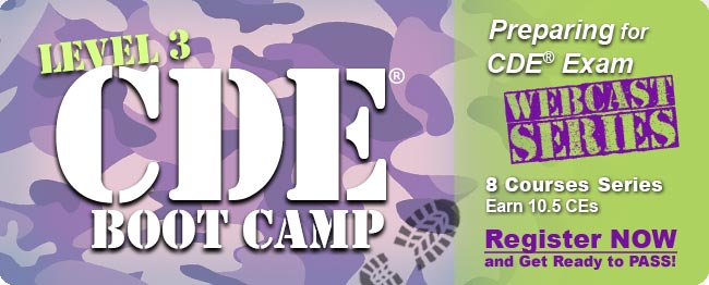 CDE Boot Camp